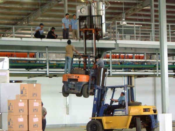 How To Avoid A Forklift Accident